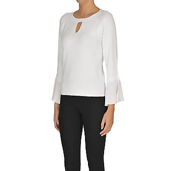 Nenette Ezgl266126 Women's White Viscose Sweater
