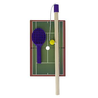 Juego de papelería de tenis - Cuaderno Destelán lápiz de tenis y Borrador de pelota de tenis