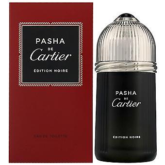Cartier Pasha de Cartier Edition Noire Eau de Toilette Spray 50ml