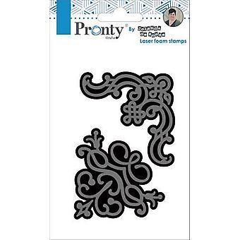 Pronty Foam Barok corners 2pc 494.905.007 by Jolanda