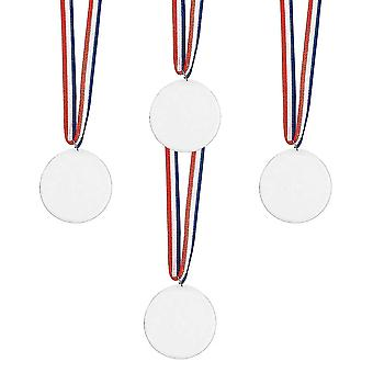Decorate Your Own Medals Craft Kit - Makes 24