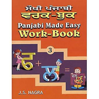 Panjabi Made Easy: Work-book Bk.3