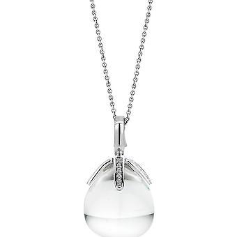 Ti Sento necklace and pendant 6763TC - Silver Women's necklace and pendant