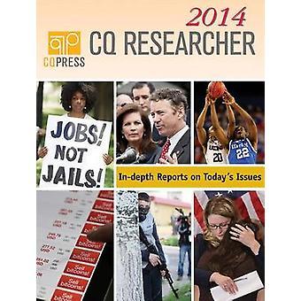 CQ Researcher Bound Volume 2014 by CQ Researcher