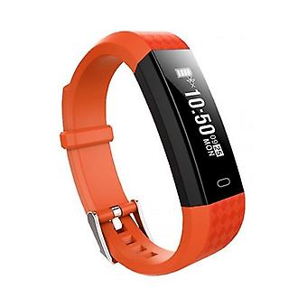 "Activiteit Bangle BRIGMTON BSPORT B1 0,87"" OLED Bluetooth 4.0 IP67 Orange"