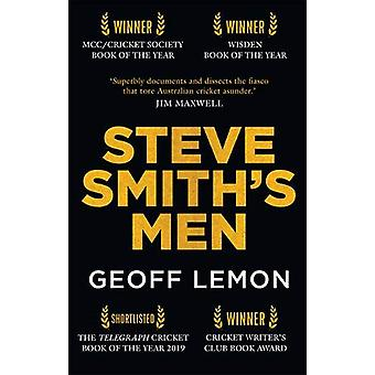 Steve Smith's Men by Geoff Lemon - 9781743796214 Book