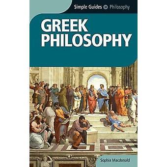 Greek Philosophy by Sophia Macdonald - 9781857334883 Book
