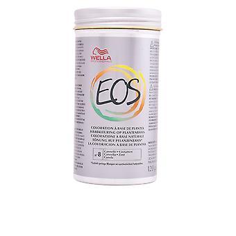 Wella Eos Coloración Vegetal #canela 120 Gr Unisex