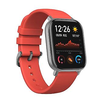 Amazfit - Smartwatch - Amazfit GTS Vermillion Orange - W1914OV6N