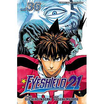 Eyeshield 21 - Volume 36 by Riichiro Inagaki - Yusuke Murata - 978142
