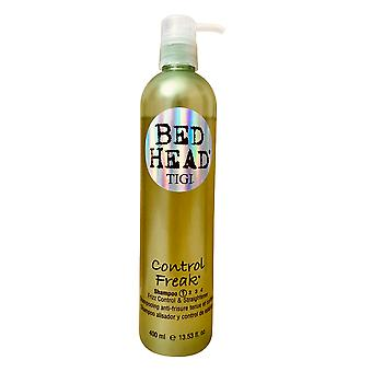 TIGI Bed Head Control Freak Shampoo 1 Frizz Control & Straightener 13.53 OZ