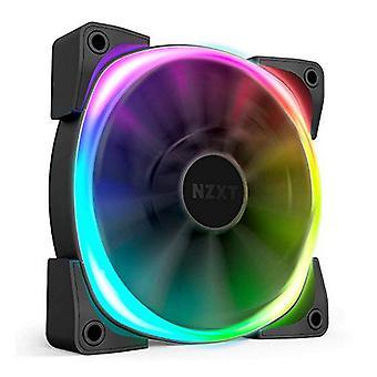 Box Ventilator Gaming NZXT HF-28140-B1 Ø 14 cm 1500 rpm LED RGB Black