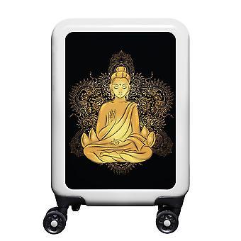 myTrolley Buddha S, 4 wheels, 55 cm, 32 L, White