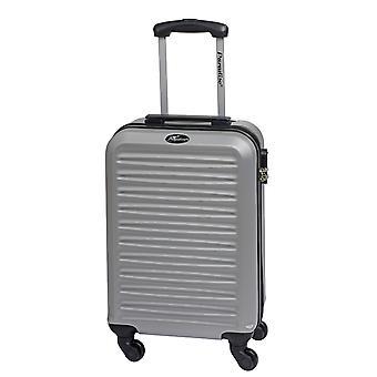 Controleren. IN Paradise Havana Handbagage Trolley S, 4 wielen, 54 cm, 32 L, zilver