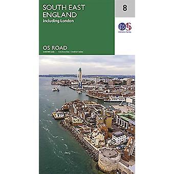 Zuidoost-Engeland - 9780319263808 Boek