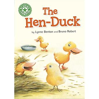 Reading Champion The HenDuck by Lynne Benton