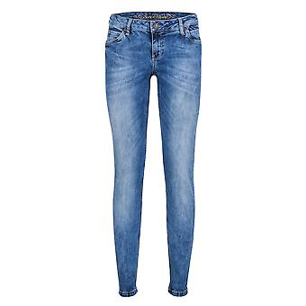 Soccx Slim Leg Jeans MA:GI:S125 TIGHT LEG Pants Tube Slim MA:GI:S125 TIGHT LEG N
