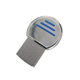 Head Lice Comb Hair Nits Stainless Steel Egg Flea Removal