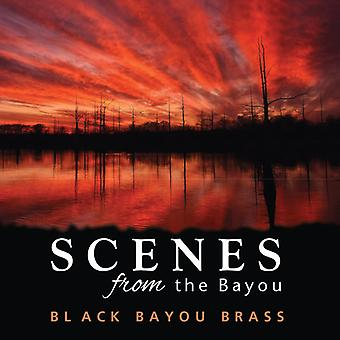Scenes From The Bayou [CD] USA import