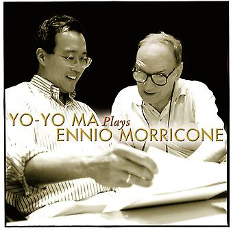 Yo-Yo Ma - Yo-Yo Ma Plays Ennio Morricone [CD] USA import