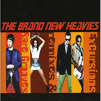 Brand New Heavies - Excursions [CD] USA import