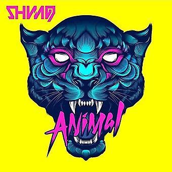 Shining - Animal [CD] USA import