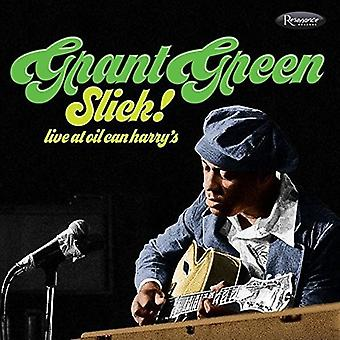 Grant Green - Slick: Live at Oil Can Harry's [CD] USA import