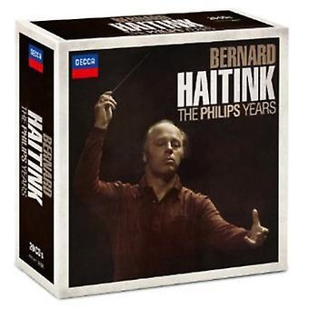 Bernard Haitink - Haitink: Los años de Philips [CD] EE.UU. importan