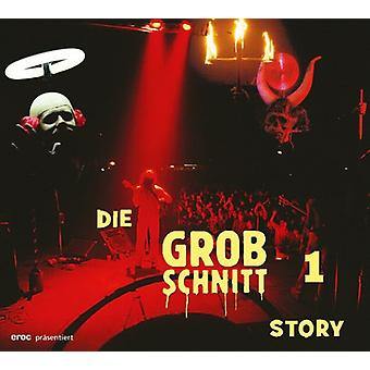 Grobschnitt - importation USA Grobschnitt Story 1 [CD]