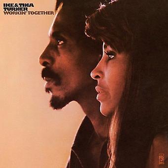IKE Turner & Tina - töissä Together(LP) [vinyyli] USA tuonti