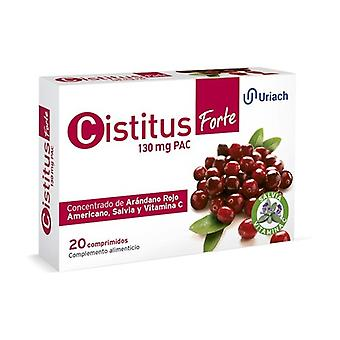 Cistitus Forte 20 tablets