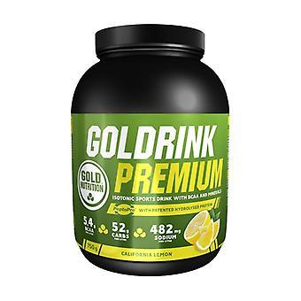 Goldrink Premium 750 g of powder (Lemon)