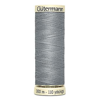 Gutermann Sew-all 100% Polyester Thread 100m Hand and Machine Colour Code  - 40