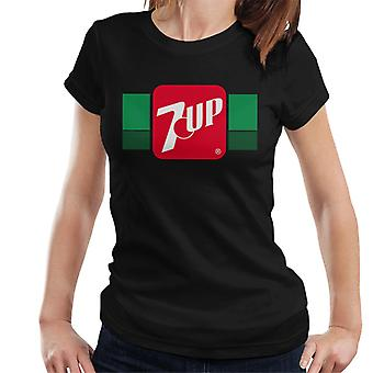 7up Retro 80s Logo Women's T-Shirt