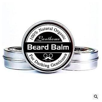 Condizionatore balsamo barba usato fo barba Organic Mustache Cera idratante crema per la barba