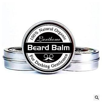 Beard Balm Conditioner Used Fo Beard Growth Organic Mustache Wax Moisturizing