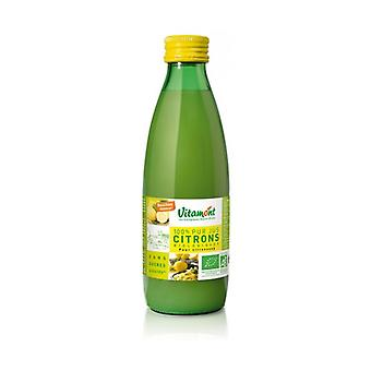 Mini pure lemon juice 250 ml