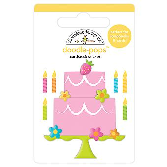 Doodlebug Design Make a Wish Doodle-Pops