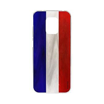Casco para Xiaomi Redmi Note 9 Pro Souple Bandeira Francesa