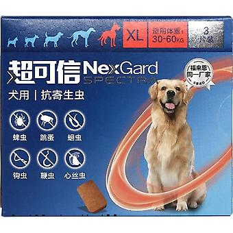 Nexgard Spectra Chewable For Dogs