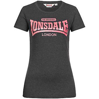 Lonsdale T-skjorte for kvinner Tulse