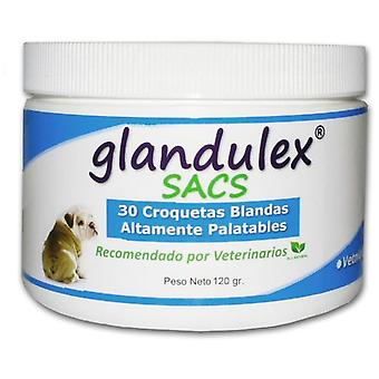 JTPharma Glandulex Hunde- und Katzenergänzung 30 Kroketten (Hunde , Nahrungsergänzung)
