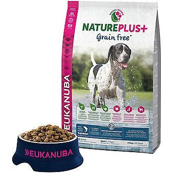 Eukanuba Natuur Plus Volwassen Graanvrije Zalm - 2,3 kg