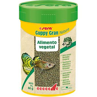 Sera Guppy Gran (Poissons , Nourriture , Eau chaude)