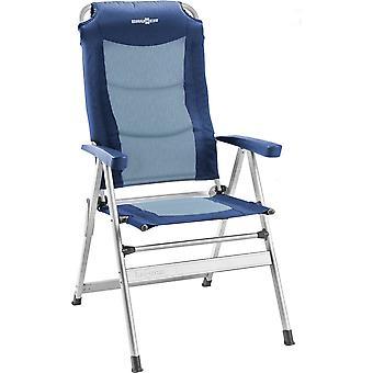 Brunner Kerry slank Aluminium Recliner Camping stol
