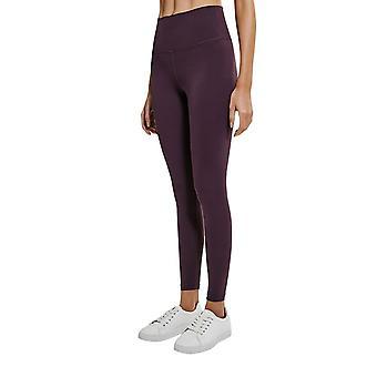 Naiset Jooga sukkahousut korkea vyötärö vyötärötasku saumaton nilkan leggingsit