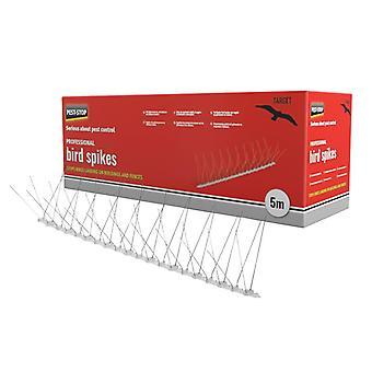 Pest-Stop systémy Professional Bird Hroty 10 x 500mm kovové prúžky PRCPSPBS10