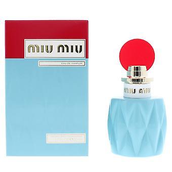 Miu Miu Miu Miu Eau de Parfum 50ml Spray For Her