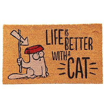 Simon's Cat Life on parempi kissan ovimaton kanssa