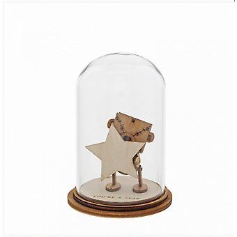 You're a Star (Little Wooden Bear) Figurine